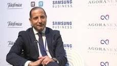 El consejero delegado de Agora Next & IT Holding Ecosystem,  Kemel Kharbachi.