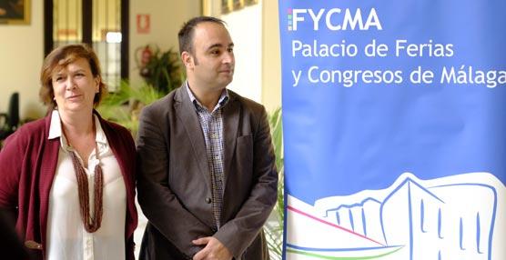 El Palacio de Málaga acoge más de 120 eventos en 2015 que generan 93 millones