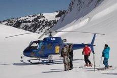 Actividades de nieve y mar para el 'team building'