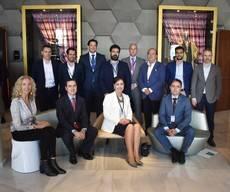 Empresarios y directivos del sector turístico de Canarias reunidos en el Gran Debate Hotelero.