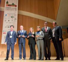 Ganadores de la III Edición premios RSC Hotelera.