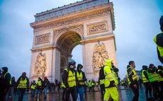 Menos ventas por las protestas de los 'chalecos amarillos'