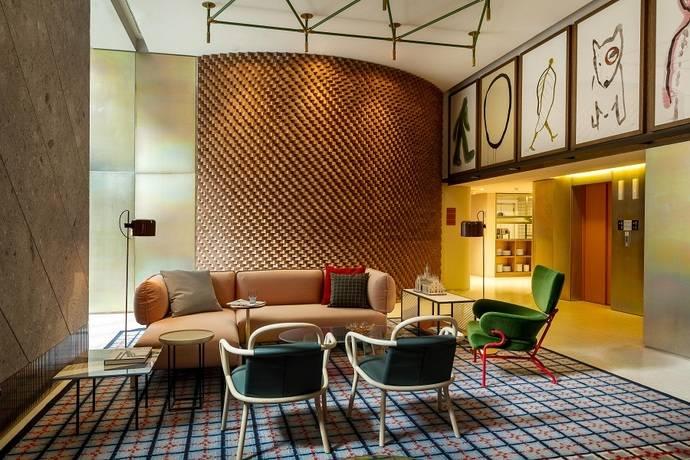 Inaugurado el hotel Room Mate Giulia de Milán