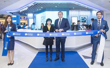 Global Exchange inaugura oficinas en Hong Kong