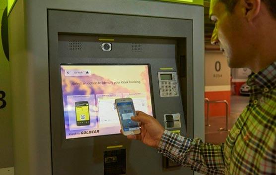 Goldcar potencia el modelo de servicio 'Key'n Go'