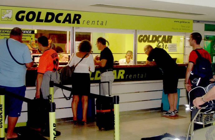 Luz verde a la compra de Goldcar por Europcar