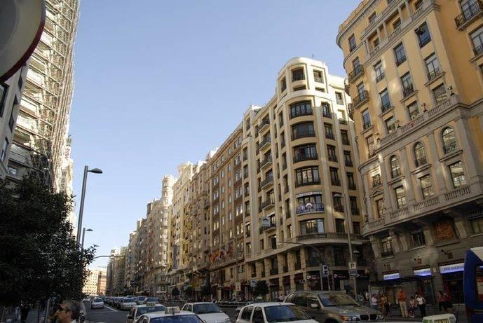 Madrid registra una ocupación hotelera superior al 75%