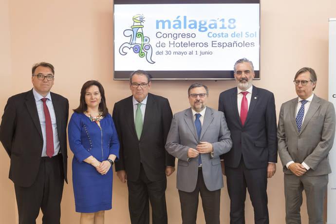 Los hoteleros abordarán en Málaga los principales retos del Sector