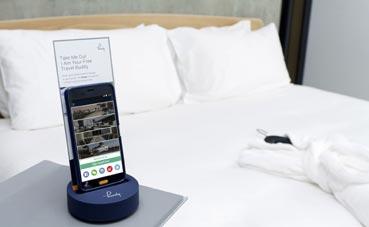 AccorHotels ofrece 'Handy', la nueva tecnología del Sector