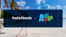Hotelbeds y Turismo de Aruba unen sus fuerzas