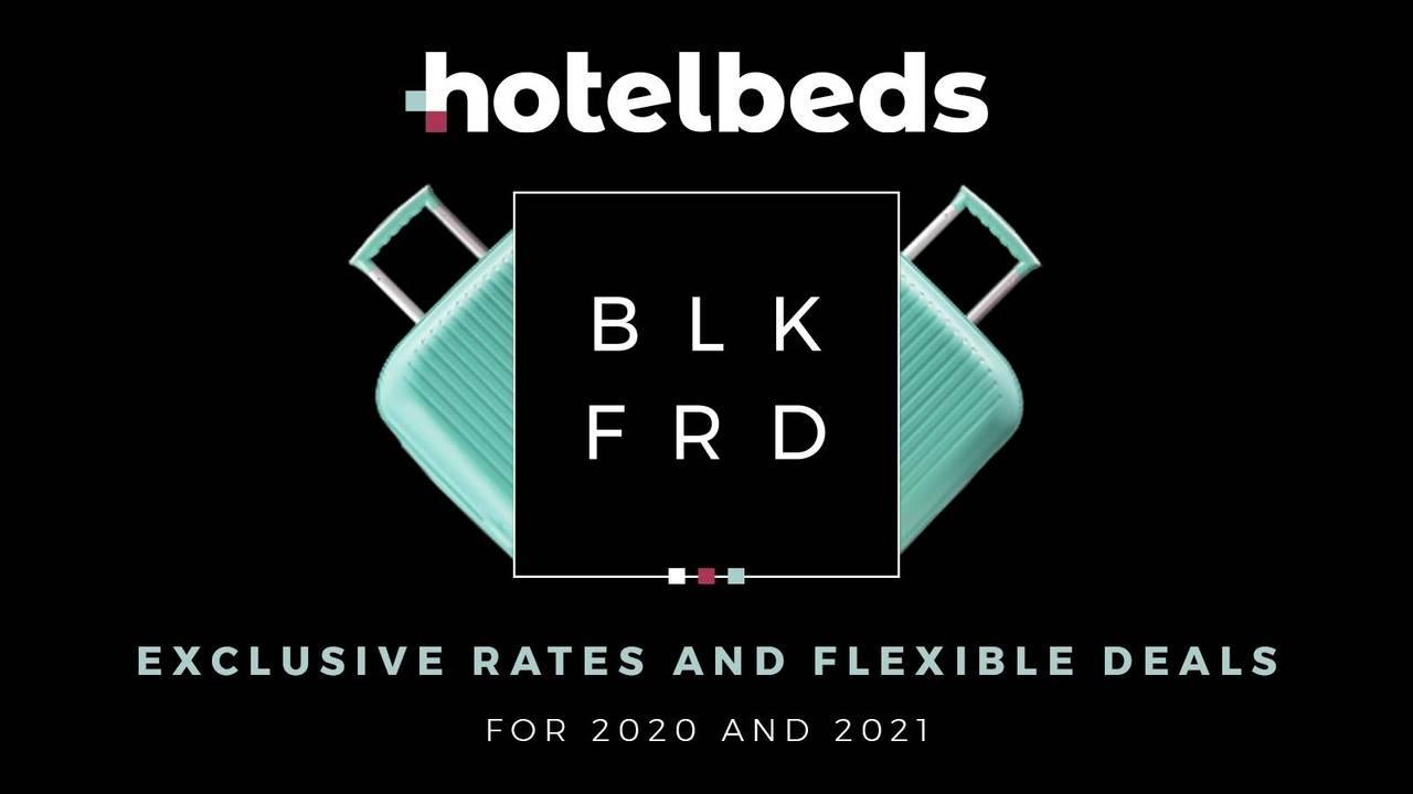Hotelbeds impulsa la recuperación en el Black Friday