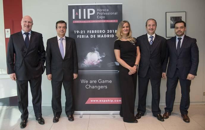 Del 19 al 21 de febrero tiene lugar en Madrid la segunda feria HIP