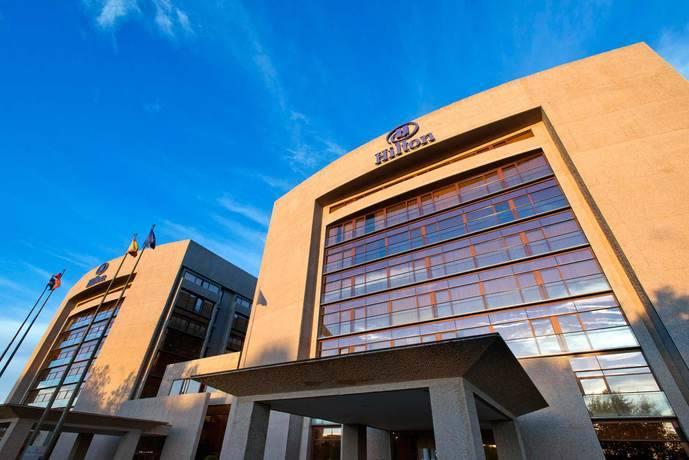 Hilton Madrid Airport promueve actividades creativas entre sus empleados