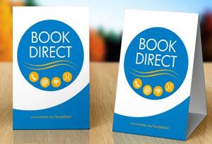 La campaña Book Direct del 'lobby' europeo de hoteles 'no ha cuajado' en España
