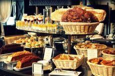 ¿Cuánto cuesta un desayuno de hotel por el mundo?