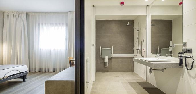 El hotel Ilunion San Mamés obtiene la certificación en Accesibilidad Universal