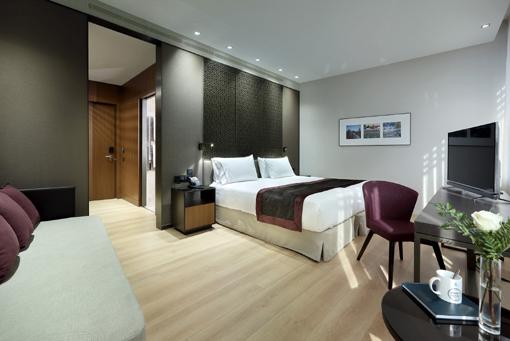 Adjudicada a fcc las obras de ampliaci n del eurostars for Hotel eurostar sevilla