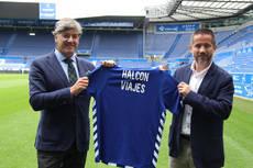 Halcón, líder en la gestión de viajes de equipos de fútbol