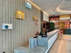Imagen del nuevo hotel de Hampton by Hilton.