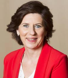 La presidenta de HP, Helena Herrero.