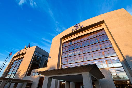 Nuevo hotel de concentración del Atlético de Madrid