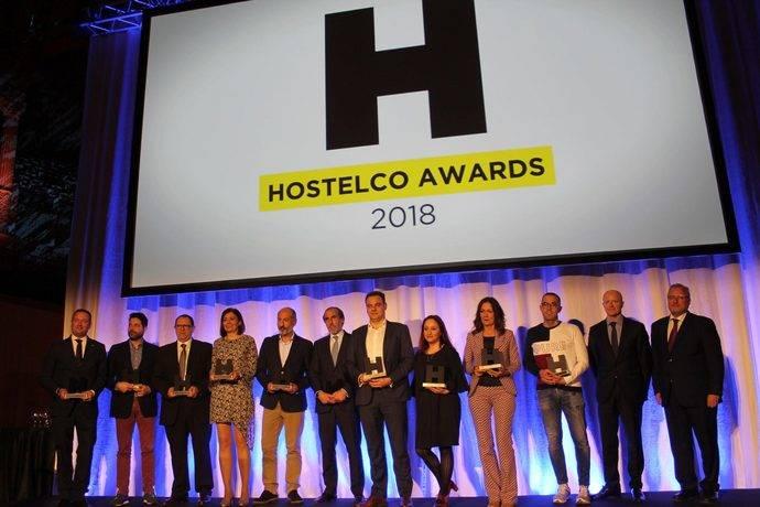 Hostelco Awards premian los mejores del Sector