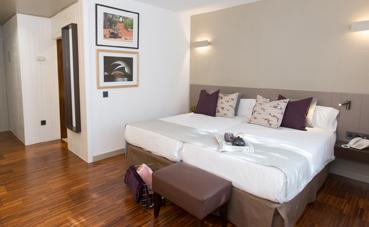 Huéspedes y personal elegirán cómo modernizar el Hotel Escuela Santa Cruz