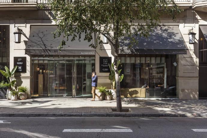 El hotel Alexandra Barcelona reabre sus puertas