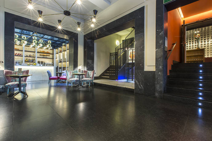 El hotel Radisson Blu Hotel Madrid Prado, nueva reforma