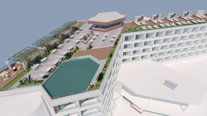 Acosta Matos remodela un hotel 4* en Adeje