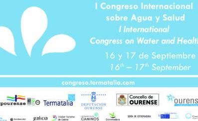 1º Congreso Agua y Salud: 50 ponentes de 7 países