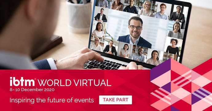 Queda una semana para IBTM World Virtual 2020