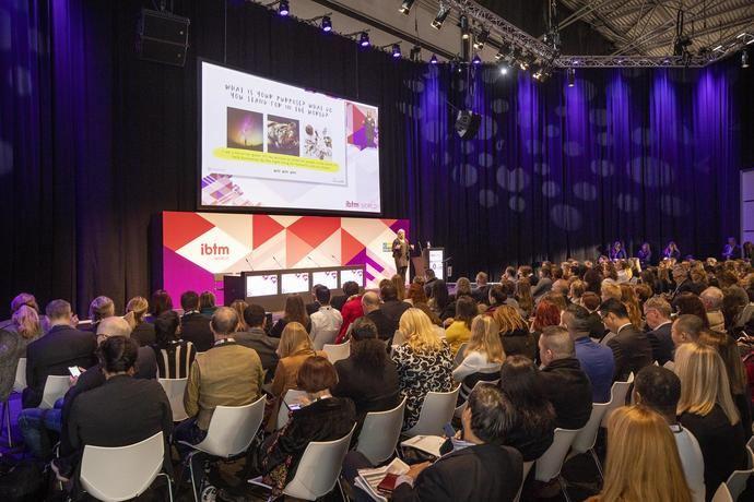 IBTM World Barcelona revela los primeros detalles del evento presencial