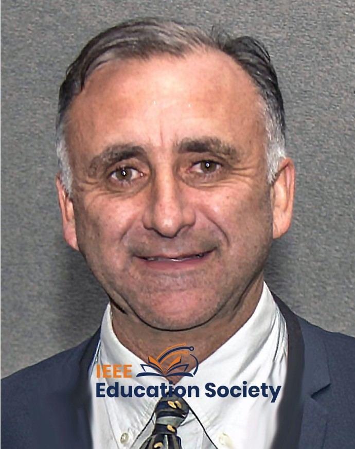 Edmundo Tovar, embajador de honor de MCB, nuevo presidente de la IEEE Education Society