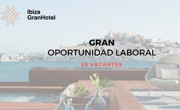 Más de 2.600 talentos se disputan trabajar en el Ibiza Gran Hotel