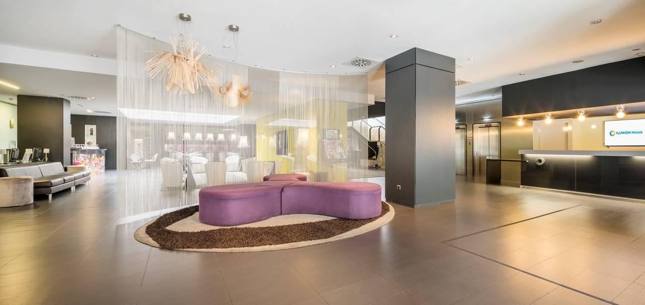 Dos hoteles Ilunion, certificados como sostenibles