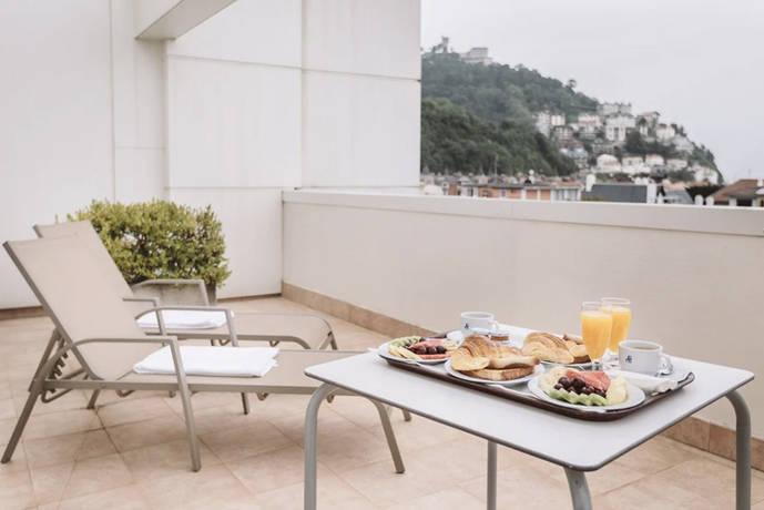 Ilunion incorpora a su cadena un hotel en San Sebastián