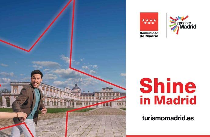 La Comunidad de Madrid es el destino Socio Fitur 2021