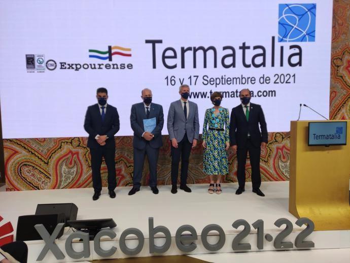 Termatalia y el Salón Internacional del Turismo Gastro, en Fitur