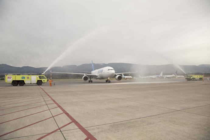 Quito, el vigésimo destino de Air Europa en América