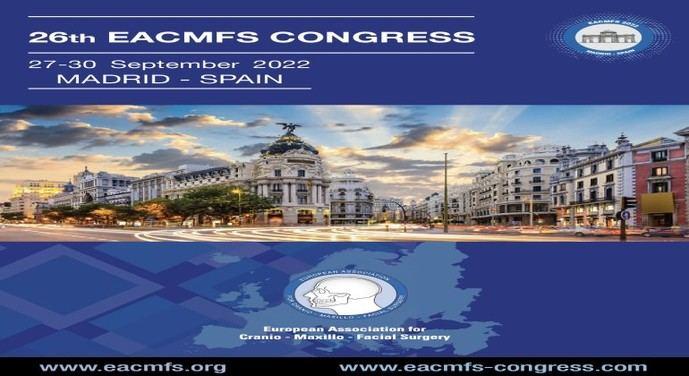 Ifema recibirá el Congreso Europeo de Cirugía Cráneo Maxilofacial