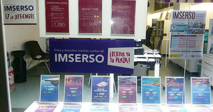 La crisis provoca un 'aumento' de anulaciones en los programas del Imserso