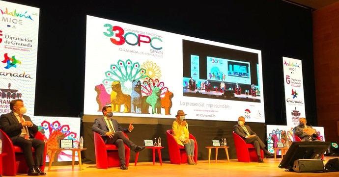 XXXIII edición del Congreso OPC España en Granada capital