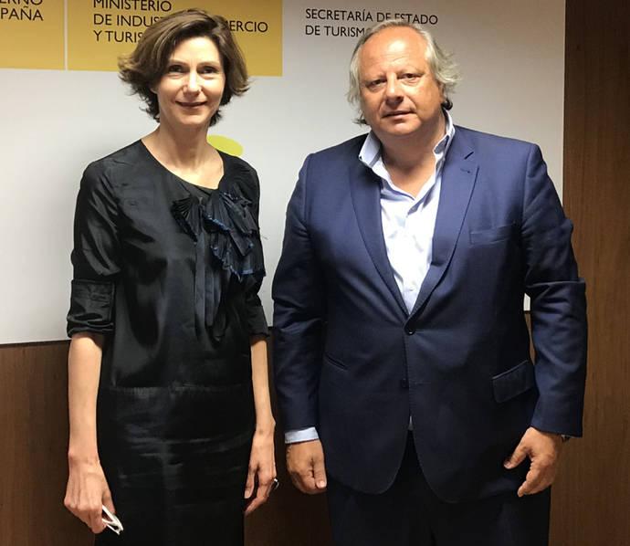 El ICTE renueva con la Secretaría de Estado de Turismo