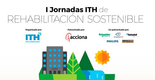Jornada ITH de Rehabilitación Sostenible