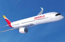Iberia aumentará su capacidad un 8% durante 2018