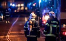 Hotusa reacciona con rapidez y eficacia en el incendio del Hotel David de Praga