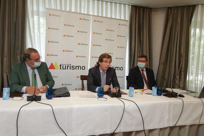 La Mesa del Turismo incorpora cinco nuevos miembros
