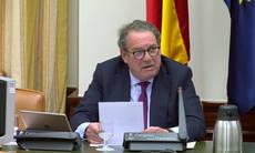 Juan Molas preside la Mesa del Turismo.