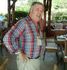 El director de Dit Gestión, Jon Arriaga.